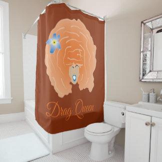 Drag Queen Shower Curtain