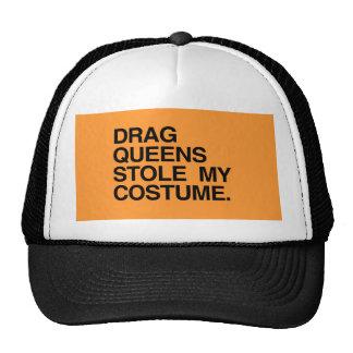 DRAG QUEENS STOLE MY COSTUME.png Trucker Hat