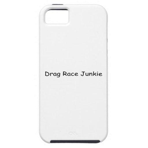 Drag Race Junkie By Gear4gearheads iPhone 5 Case