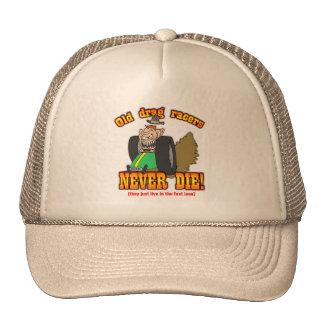 Drag Racers Trucker Hat