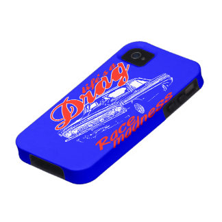 Drag racing Case-Mate iPhone 4 cases