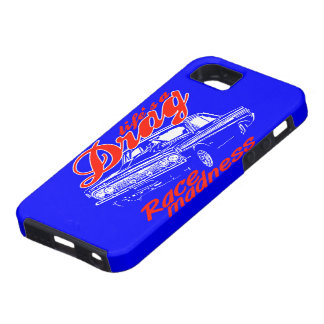 Drag racing iPhone 5 cover