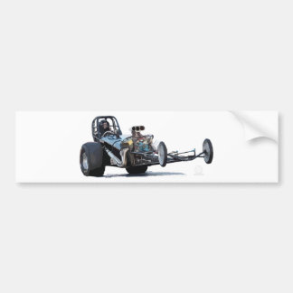 Drag Racing & Vintage Dragsters Bumper Sticker