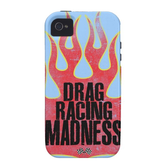 Drag Vibe iPhone 4 Cover