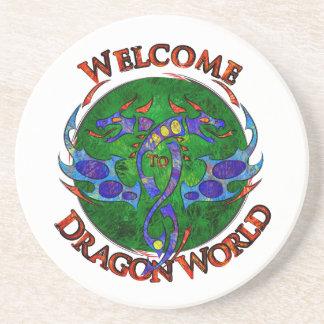 Draginossium - dragon world coaster