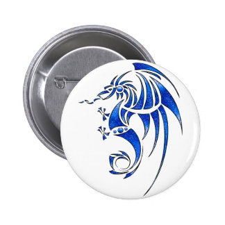 Dragissous V1 - blue dragon Button