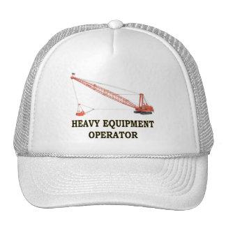 DRAGLINE MESH HATS