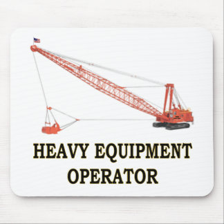 DRAGLINE MOUSE PAD
