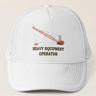 DRAGLINE TRUCKER HAT