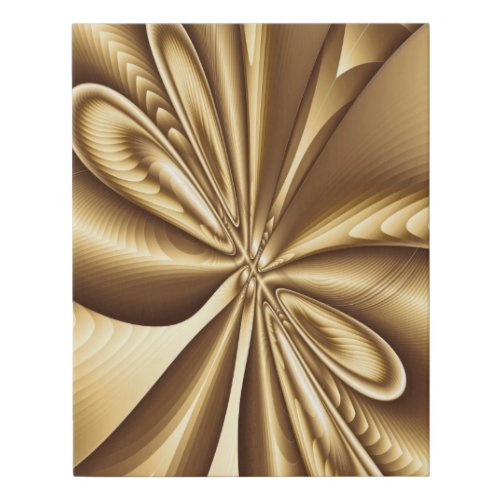 Dragnfly Faux Canvas Print - gold dragonfly wall art