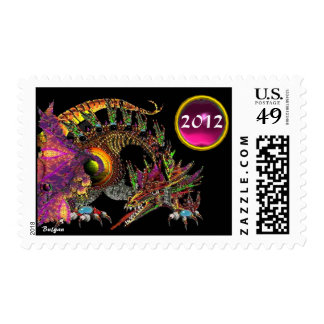 DRAGO, Year of the Dragon Postage Stamp