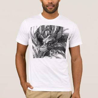 dragon02apporal150ppi14''_12'' copy T-Shirt
