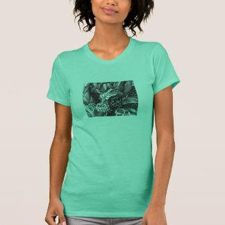 dragon02apron150ppi9''_7 copy T-Shirt