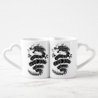 dragon1 coffee mug set
