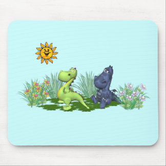 Dragon1 Mouse Pads
