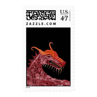 Dragon1 Postage