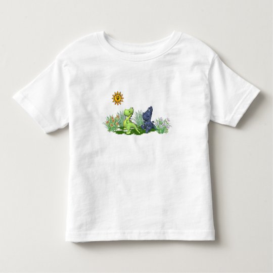 Dragon1 Toddler T-shirt