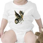 dragon3 baby bodysuit