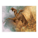 Dragon 01 Post Card