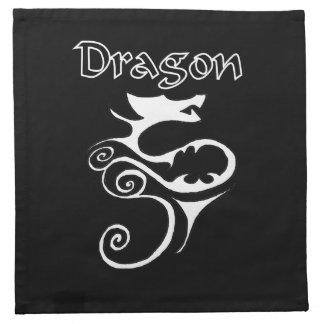 Dragon 02 napkin