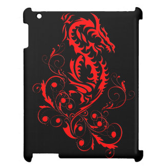 Dragon 20 red case for the iPad