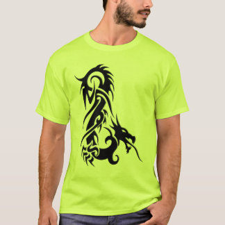 Dragon 2 black T-Shirt