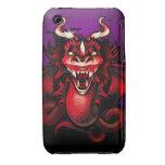 Dragón 2 iPhone 3 Case-Mate cobertura