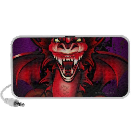 Dragon 2 mini speaker