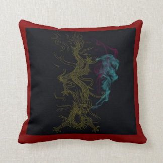 dragon #2 pillow