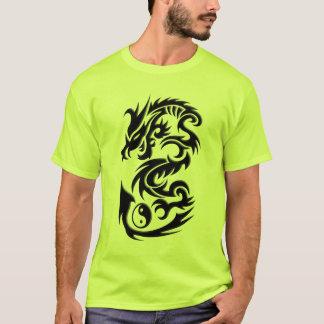 Dragon 2 yin yang T-Shirt