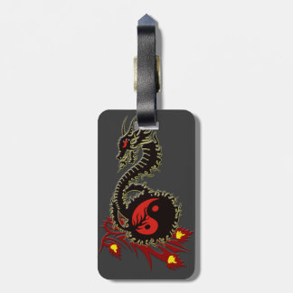 Dragon 33 tags for bags