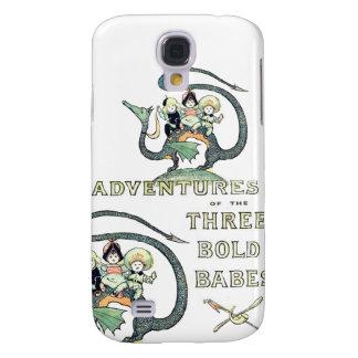 Dragon 3 Bold Babes Samsung S4 Case