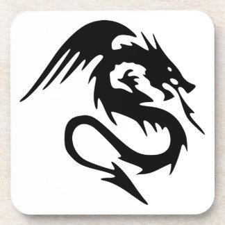 Dragón #3 posavasos de bebidas