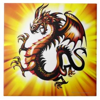 Dragon 3 tile
