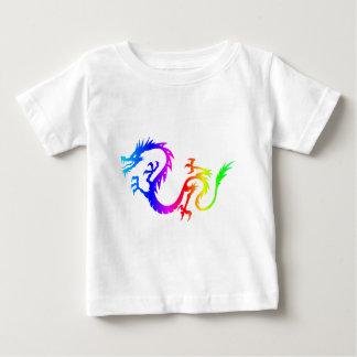 Dragón 6 del arco iris playera