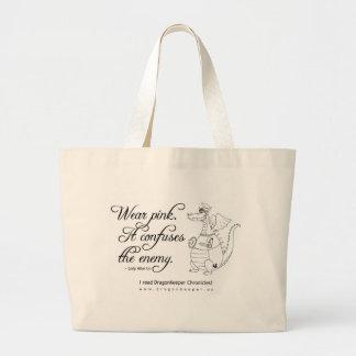 Dragon Advice Large Tote Bag