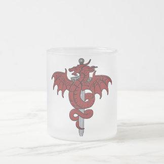 Dragon Age - Dragon Age Sword Frosted Mug