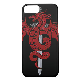 Dragon Age - Dragon Sword iPhone 8/7 Case