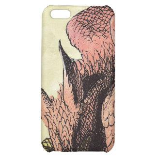 Dragon Alice in Wonderland iPhone Cover iPhone 5C Case