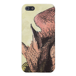 Dragon Alice in Wonderland iPhone Cover iPhone 5 Cover