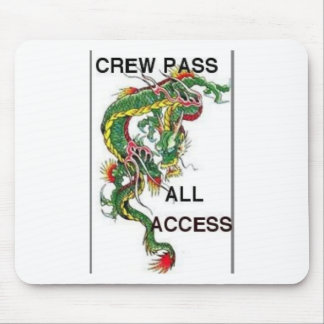 DRAGON ALL ACCESS PASS MOUSE PAD