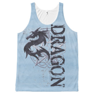 Dragon! All-Over-Print Tank Top