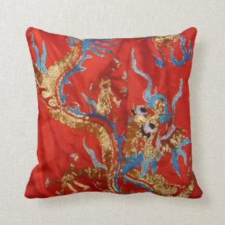 Dragon American MoJo Pillows
