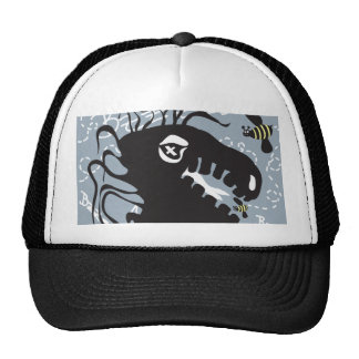 Dragon and bee hat