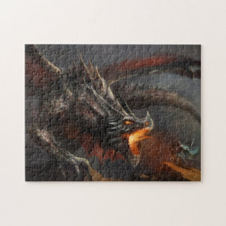 Dragon and Knight Puzzle
