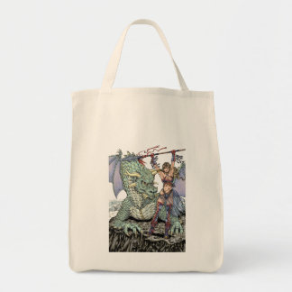 Dragon and Maiden Bag