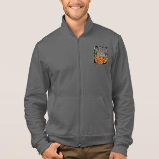 Dragon and Phoenix California Fleece Jogger Jacket