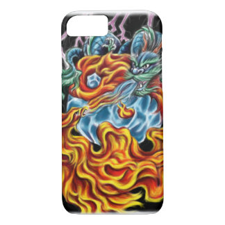 Dragon and Phoenix iPhone 7 case
