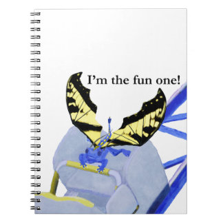 Dragon and Roller Coaster Notebook