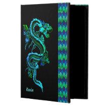 Dragon and Scales Custom iPad Air 2 Case